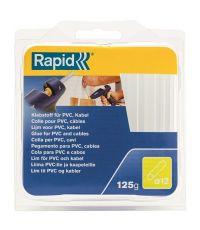 Colle thermofusible PVC Ø 12 blister de 125g - RAPID