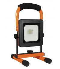 Projecteur de chantier LED 10W rechargeable - TIBELEC