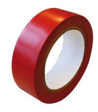Ruban adhésif isolant rouge - TIBELEC