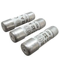 3 fusibles cylindre 10,3x38mm 32a - TIBELEC