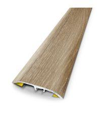 Barre de seuil chêne lave 37/83 3m