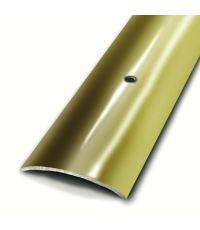 Barre de seuil plat à visser laiton L.93 x l.4,5 cm - 3M