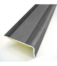 Nez de marche métal oxyde 36x24/95 3m