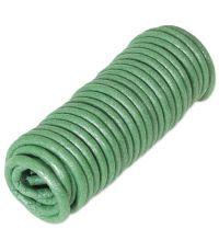 Lien mousse polyéthylène vert pour arbre D.7mm L.10m