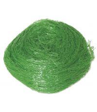 Filet protection oiseau polyéthylène vert l.2m L.5m