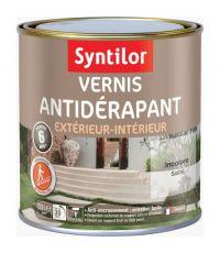 Vernis antidérapant satiné 0,5L incolore
