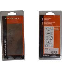Racloir menuisier 120x60x0.8 - FISCHER DAREX