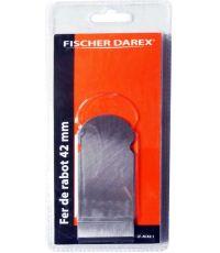 Lame pour rabot 42mm - FISCHER DAREX