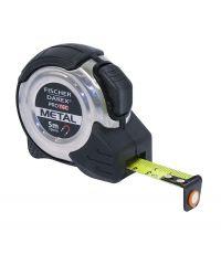 Mesure boitier métal 5mx19mm magnétique autobloquante - FISCHER DAREX