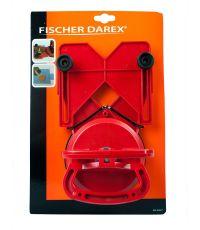 Guide perceuse+système ventouse 120mm - FISCHER DAREX