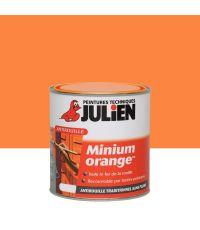 Peinture Antirouille Minium Orange 0.5L