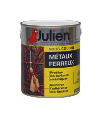 Sous couche métaux ferreux 2.5L - JULIEN