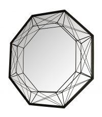 Miroir filaire 65x65 cm - ARIANE