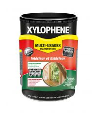 Traitement Bois Insecticide Fongicide Multi-Usages 5L - XYLOPHENE