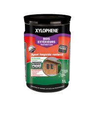 Traitement Insecticide Fongicide Bois Extérieurs 1L - XYLOPHENE