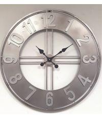 Horloge métal Indus