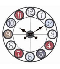 Horloge factory color 60cm