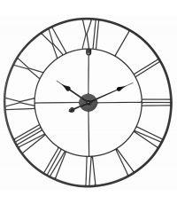 Horloge forge 80cm