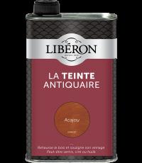 TEINTE ANTIQUAIRE 0.5 L Acajou  LIBERON