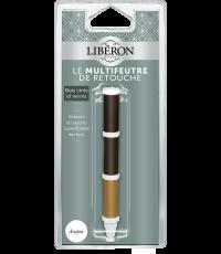Multifeutre de retouche acajou bois cirés et vernis- LIBERON
