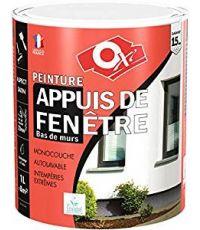 PEINTURE APPUIS-FENETRE BLANC (2.5L)
