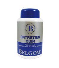 Cire entretien cuir 250 ml - BELGOM