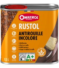 Peinture Anti-rouille Rustol-Owatrol 0,5L