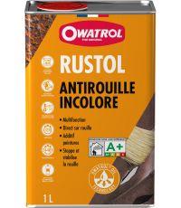 Peinture Anti-rouille Rustol-Owatrol 1L