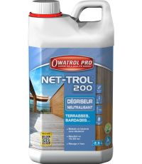 Dégriseur neutralisant Net-Trol 200 - 2,5L - OWALTROL