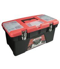 Boite à outils plastique 13'' - 335x185x130 - MOB