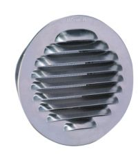 grille ronde inox ø120 - HBH