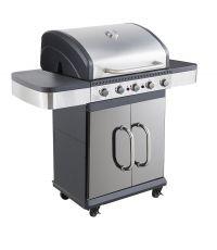 Barbecue à gaz 5 brûleurs Fidji - GARDEN MAX