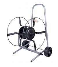 Dévidoir sur roues nu en métal Ø20mm x 50m - TECHNO