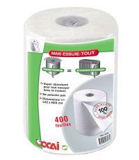 Maxi essuie-tout 400 formats 790 grs - OCAI