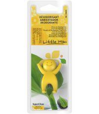 Désodorisant Little man fleur de madagascar/vanille - SUPERCLEAN