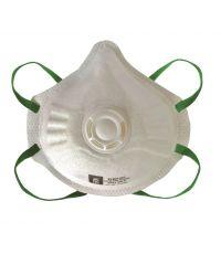 Boite de 12 masques anti-poussière avec soupape FFP1 - GERIN