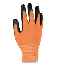 Gants de bricolage orange taille 10 - GERIN