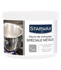 Pierre de nettoyage spéciale métaux 300 gr - STARWAX