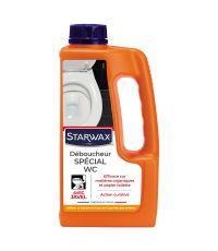 Déboucheur spécial WC 1L - STARWAX