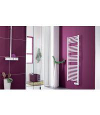 Radiateur sèche serviettes  de salle de bains 500W - ATLANTIC