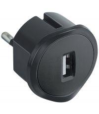 Adaptateur chargeur USB - LEGRAND