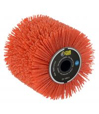 Brosse nylon enrobé abrasif pour REX120C et XL - FARGROUP