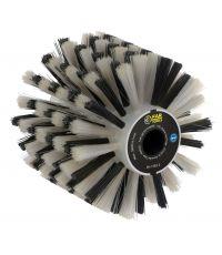 Brosse fibre plastique 120x100mm - FARTOOLS