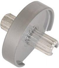 Assembleur enjoliveur main courante inoline aluminium - BURGER