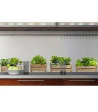 Sticker mural petit potager 2 planches - DESIGNERS BY PLAGE
