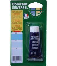 Colorant universel pour peinture coloris bleu hélio 25 ml