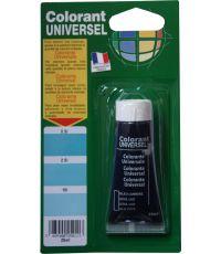 Colorant universel pour peinture coloris bleu lumière 25 ml
