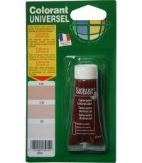 Colorant universel pour peinture coloris sienne calcinée 25 ml