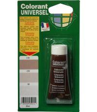 Colorant universel pour peinture coloris ombre calcinée 25ml