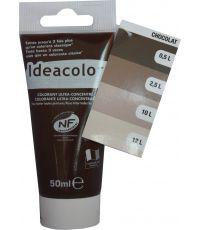 Colorant universel coloris chocolat glacé 50 ml - IDEACOLOR